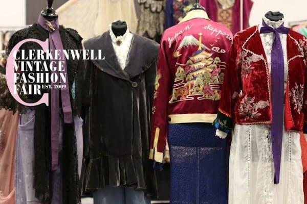 Clerkenwell Vintage Fashion Fair - November 2020