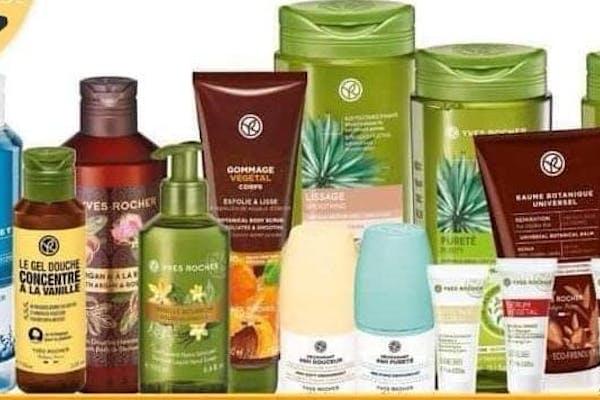 Sorteggio prodotti cosmesi