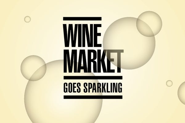 Winemarket Goes Sparkling