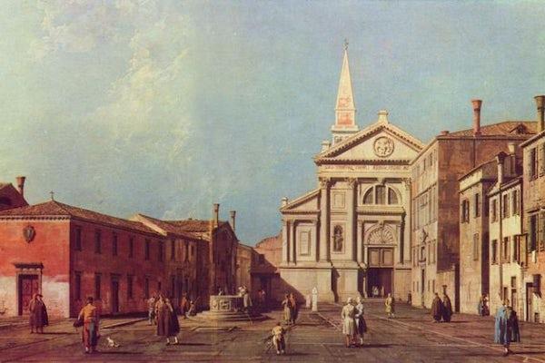 Vera da pozzo del 1500 ai Gasometri di Venezia