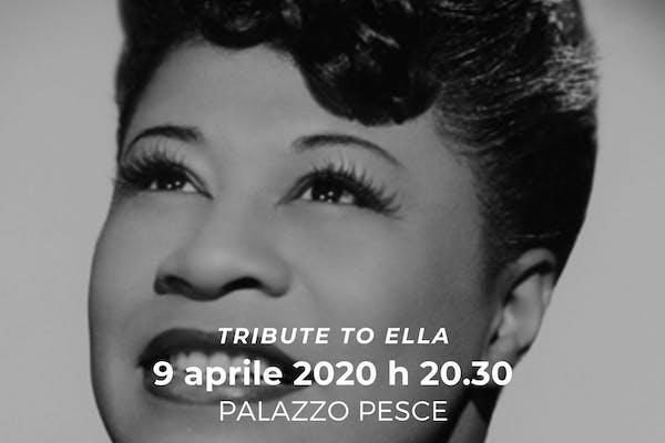 Tribute to Ella [Omaggio a Ella Fitzgerald]