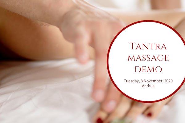 FREE Tantra Massage Live Demo -  Aarhus