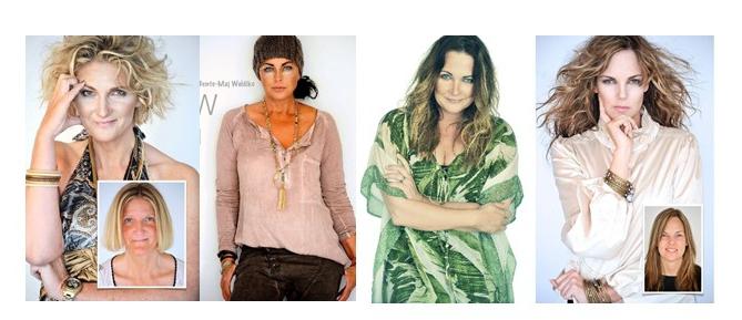 Boost din selvfølelse med foto-terapi og coaching med Bente-Maj og Lizl @ New Faces