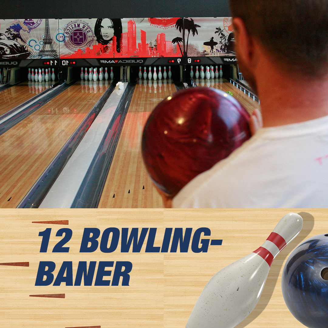 Dyst med hinanden på bowlingbanerne
