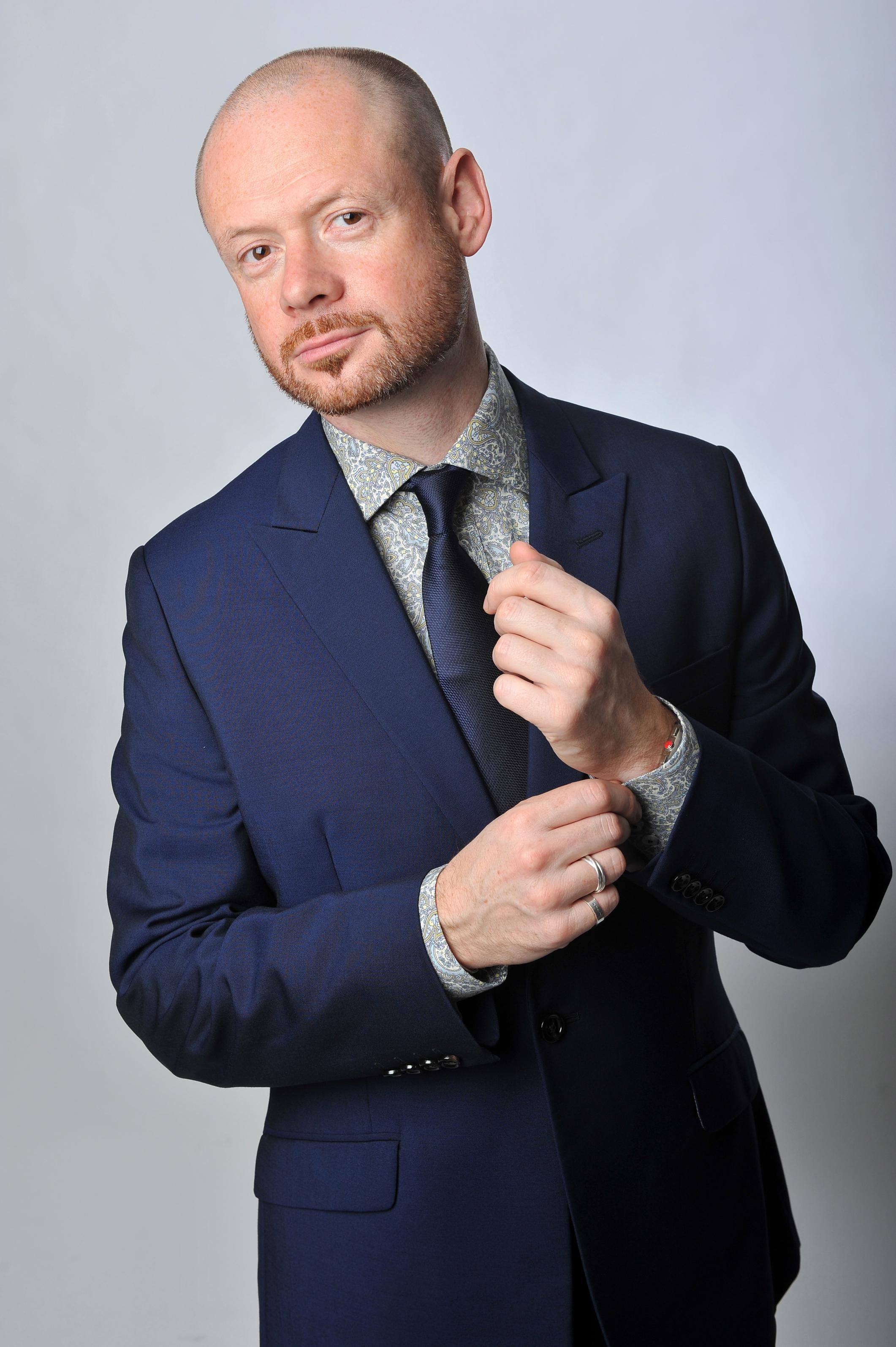 Alistair Barrie Hebden