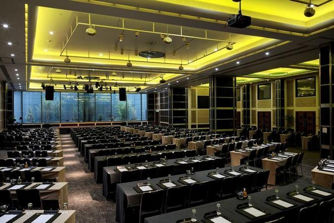 Hotels with conference facilities: Grange St. Paul's