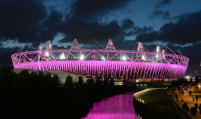 Stadiums - unique event venues in London: London Stadium