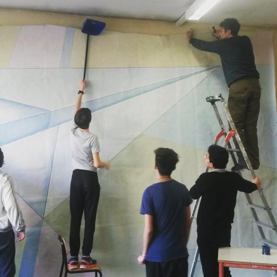 wall 6x3 paper