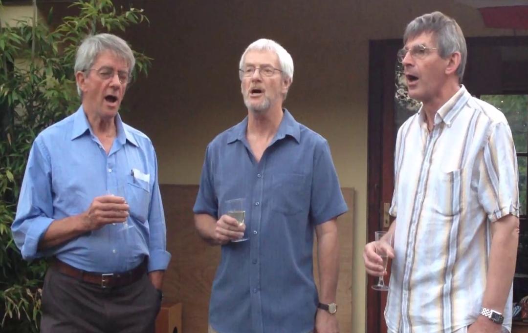 Andover Museum Loft Singers plus friends
