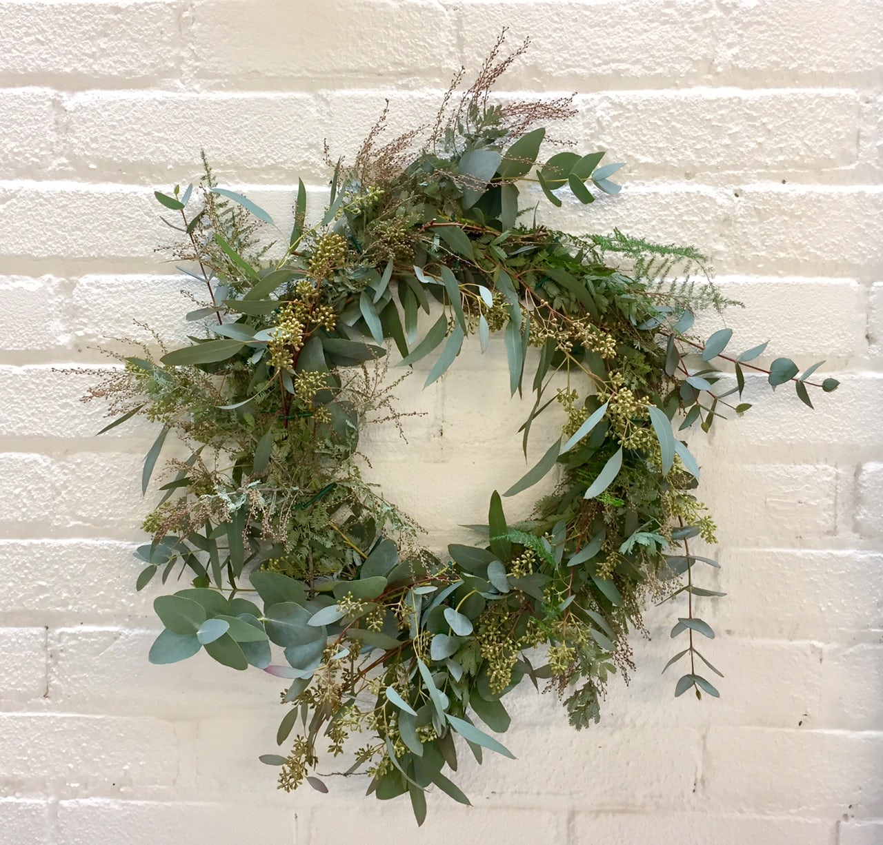 Christmas Wreath Making Workshop In Covent Garden Tickets London