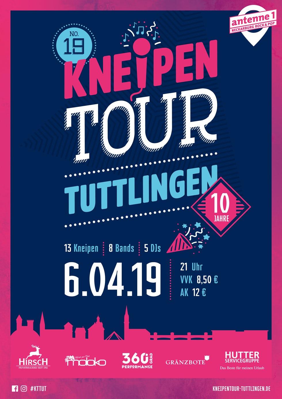 Die Tuttlinger Kneipentour