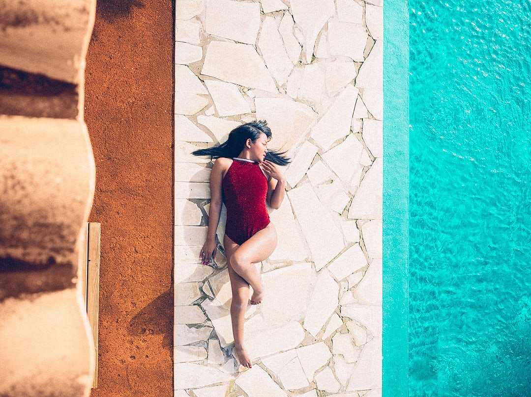 Shula Rajaonah swimming pool