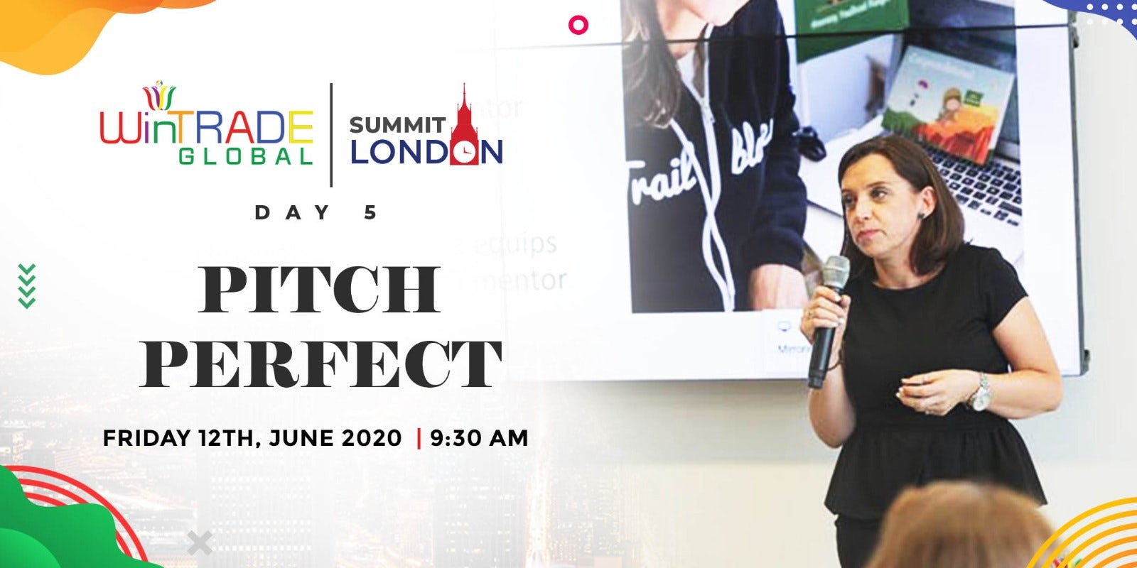 Perfect Pitch Day Friday 12th June 2020