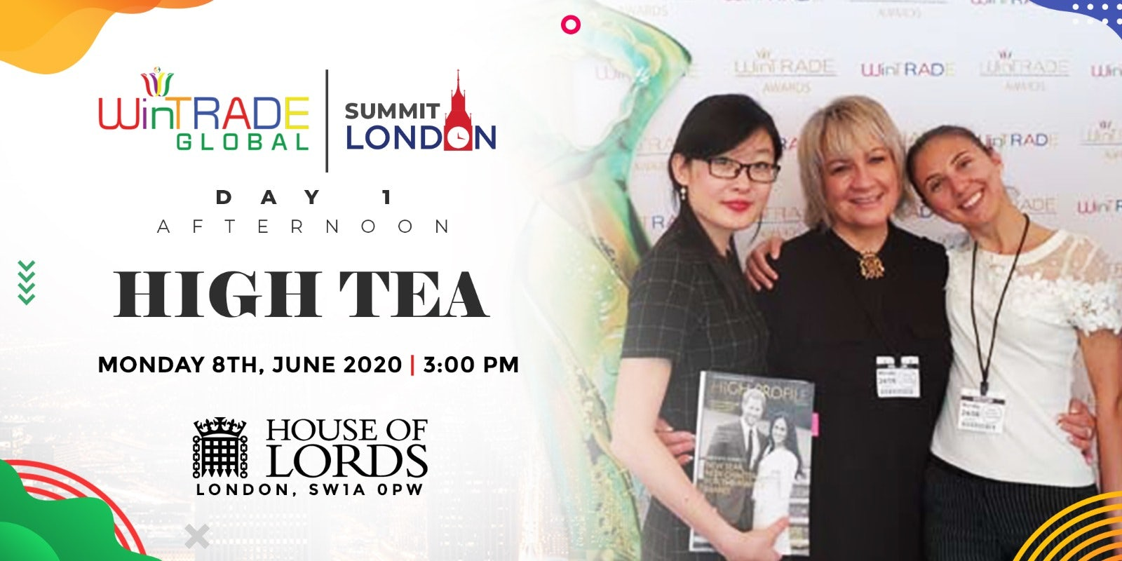 WinTrade Global - High Tea House Of Lords