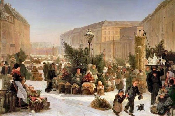 Byvandring gennem Københavns Middelalderby