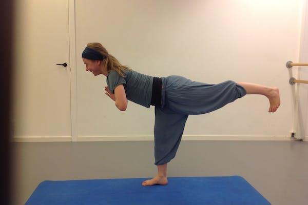 Mandags-Yoga for Balance, Styrke, Smidighed og Ro..Vinter 2020/2021