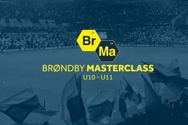 Brøndby Masterclass U10-U11 (årgang 2011-2010)