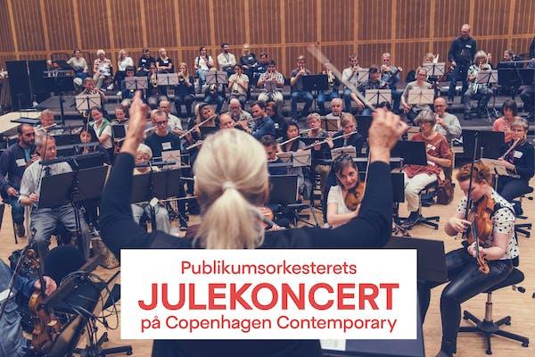 CC x Publikumsorkestrets Julekoncert