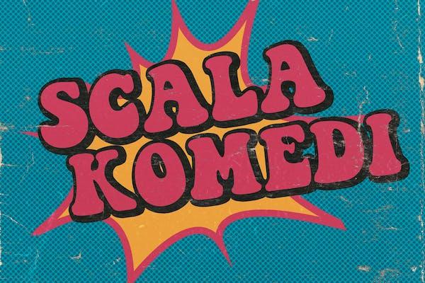 Scala Komedi 2/11