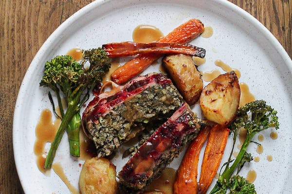 Online Cookery Class: Vegan Sunday Roast Dinner