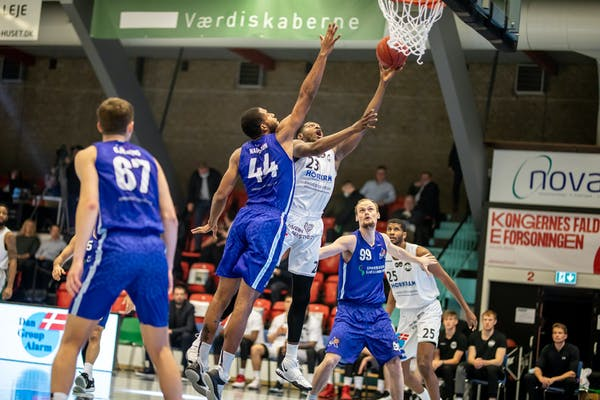 Basketligaen: TFN vs. Værløse Blue Hawks