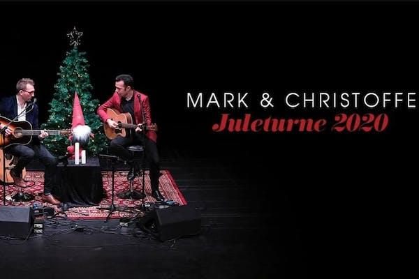 Julekoncert i Tølløse med Mark & Christoffer