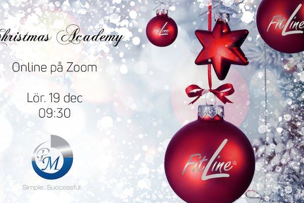 Christmas Academy - ONLINE