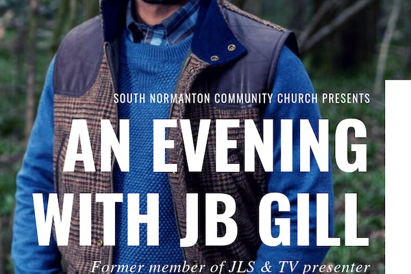 SNCC presents: An Evening With JB Gill NEW DATE TBC