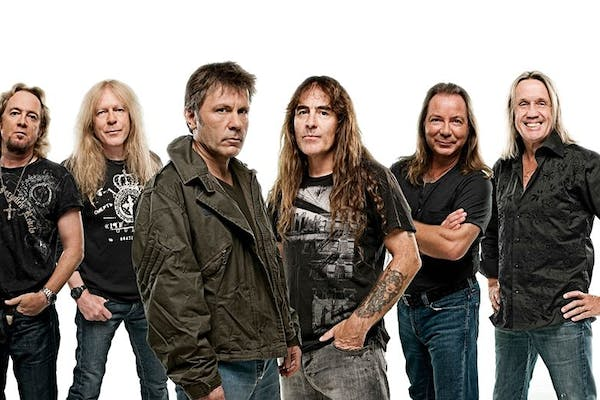 Busreis: Iron Maiden