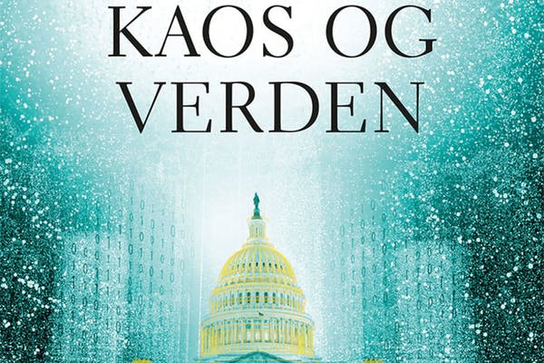 """Stig dalager fortæller om romanen """"Kaos og verden"""""""