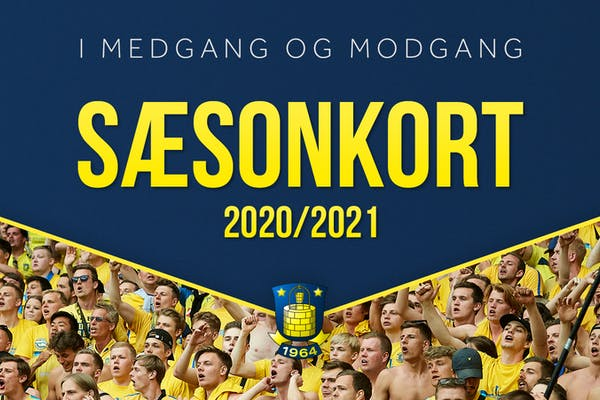 Brøndby IF Sæsonkort 2020/21