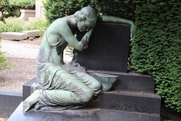 I krig og Kærlighed - til Døden Skiller - vandring på Garnisons Kirkegård