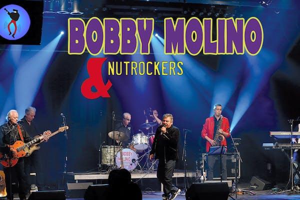 Charlie´s Dinner & Dance med Bobby Molino & Nutrockers