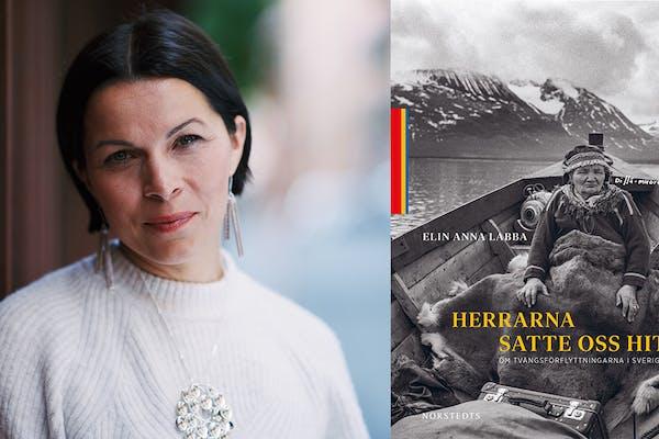 En fackbok – en författare: Elin Anna Labba